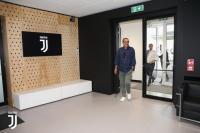 Pertama Kali, Maurizio Sarri Tinjau Markas Latihan Juventus