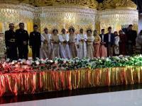 Viral Pernikahan Serentak Kembar Tiga di Bulukumba, Ini Foto-fotonya
