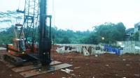 Tak Memiliki IMB, Proyek Air Bersih BUMD Tangsel Disegel