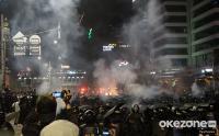 Amnesty International Ungkap Dugaan Pelanggaran HAM oleh Polisi pada Aksi 21-23 Mei