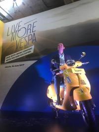 Bos Piaggio Tak Takut Terlibat Persaingan dengan Lambretta