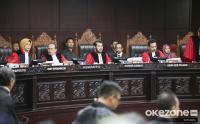 Wajah-Wajah Tegang saat Dengarkan Putusan Hakim MK