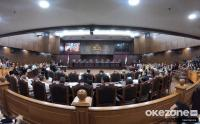 MK Tolak Dalil Kecurangan Situng Versi Kubu Prabowo