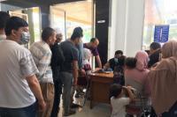 Ratusan Pengungsi Suaka Berobat ke Puskesmas Kalideres