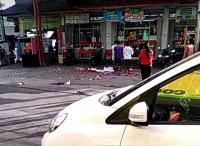 Gempa Bali Membuat Karyawan Kantor di Badung Panik Keluar Gedung