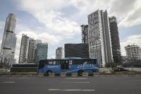 Bus Transjakarta Bakal Ngetem di Kampus UI