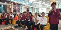 Mahasiswa <i>Kun Shan University</i> Ikuti Program Pembelajaran di Untar