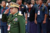 AS Jatuhkan Sanksi Terhadap Panglima Tertinggi Myanmar Terkait Pembantaian Rohingya