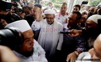 Polri Akan Beberkan Detail Kasus Habib Rizieq yang Masih '<i>On Progress</i>'