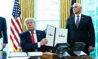 AS Klaim Sanksi Ekonomi untuk Iran Sukses