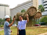 Seniman Bambu Getah Getih: Diperkirakan Bambu Hanya Kuat 6 Bulan