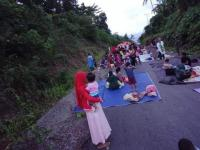 54.789 Warga Mengungsi Akibat Gempa M 7,2 Guncang Halmahera Selatan