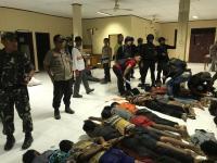 Puluhan Penyerang Satgas Karhutla Diringkus