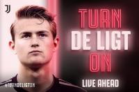 Matthijs De Ligt Resmi Gabung Juventus