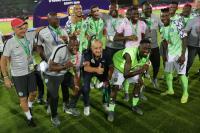 Gagal Juara, Pelatih Timnas Nigeria Tetap Puas Juara 3 di Piala Afrika 2019