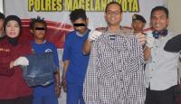 Pelempar Bom Molotov ke Kantor Polisi dan Rumah Dinas Ketua DPRD Magelang Ditangkap