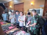 Polisi Tetapkan 20 Tersangka Penyerangan Anggota TNI-Polri Satgas Karhutla di Jambi