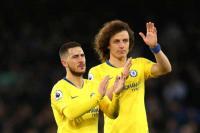 Meski Sulit, Luiz Percaya Chelsea Bakal Temukan Sosok Pengganti Hazard