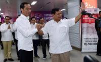 Pertemuan Jokowi-Prabowo Memberi Kesejukan Pasca Pilpres 2019