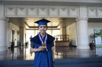 Misael Natanael, Wisudawan dengan IPK 3,99 Tertinggi di ITB