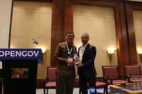 OpenGov Asia Sematkan Penghargaan Inisiatif Agriculture 4.0 untuk Kementan