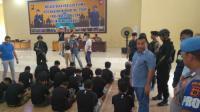 Polda Jambi Tangkap 18 Anggota Kelompok SMB Penganiaya Satgas Karhutla