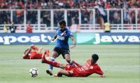 PSM Akui Kemenangan Persija di Leg I Final Kratingdaeng Piala Indonesia 2018