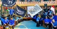 Viral Pengibaran Bendera Tauhid di MAN 1 Sukabumi, Kemenag: Tidak Terkait HTI