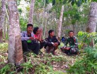 Makin Banyak Suku Anak Dalam Bercita-cita Jadi TNI