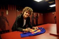 Dihuni Para Bintang, Griezmann: Barcelona seperti Bermain Game dengan Cheat
