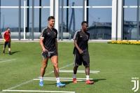 Sarri: Ronaldo Bisa Bermain di Posisi Manapun Musim Depan