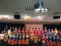 30 Mahasiswa Indonesia Menangkan Kompetisi Budaya Kelas Dunia di Paris