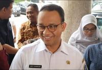 Bertemu Surya Paloh, Anies Baswedan: Bahas Jakarta Saja!