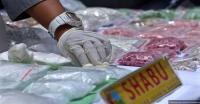 Ditutupi Tumpukan Rotan, 20 Kg Sabu Diamankan dari Truk di Lampung