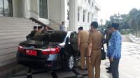 Kemesraan Wali Kota Fasha Satu Mobil dengan Gubernur Jambi Jelang Pilkada 2020