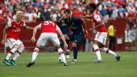 Madrid Kalahkan Arsenal Lewat Babak Adu Penalti dalam Ajang ICC 2019