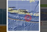 Gempa M 5,0 Guncang Jembrana Bali