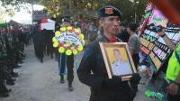 Duka Masyarakat Sulsel untuk Briptu Hedar yang Dibunuh KKSB di Papua
