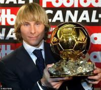 Pavel Nedved, Legenda Juventus yang Sabet Trofi Ballon dOr 2003