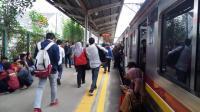 Pelaku Pelecehan Seksual di KRL Commuter Line Baru Saja Menikah