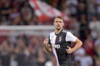 Ramsey Girang Akhirnya Lakoni Laga Debut Bersama Juventus