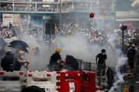 Beijing Kecam Tawaran Suaka Taiwan untuk Demonstran Pro-Demokrasi Hong Kong