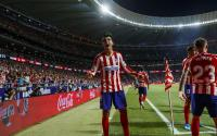 Diwarnai 2 Kartu Merah, Atletico Madrid Bungkam Getafe 1-0