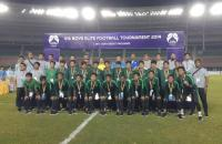 Penampilan Timnas Indonesia U-15 di Boys Elite Football Tournament 2019 Memuaskan