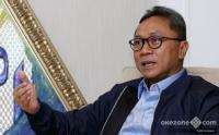 Ketum PAN: Kita Dukung Jokowi-Ma'ruf Amin Tanpa Minta Apa-Apa