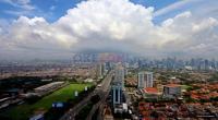 BMKG: Cuaca Jakarta Diprediksi Cerah Berawan Sepanjang Hari Ini
