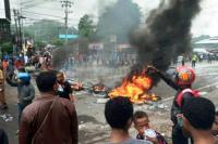 Ribuan Warga Timika Turun ke Jalan, Personel Polri TNI Dikerahkan
