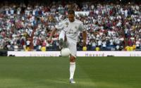 Hazard Berpeluang Lakoni Debut Bersama Madrid di Laga vs Villarreal