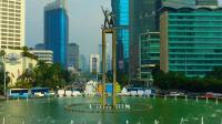 Langit Jakarta Cerah Berawan Hari Ini, Jaksel Berpotensi Hujan Lokal