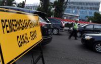 Taksi Online Tak Bisa Dipasang Stiker Khusus untuk Bebas Ganjil-Genap